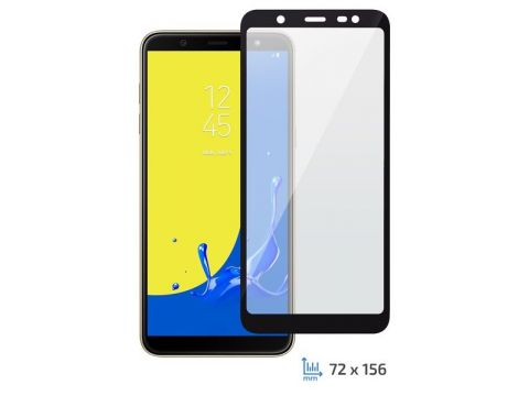Стекло 2E для Galaxy J8 2018 3D border FG Black Киев