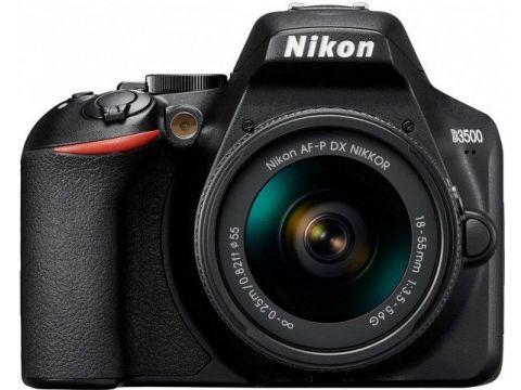 Фотоаппарат NIKON D3500 AF-P 18-55 Non-VR KIT (VBA550K002) Киев