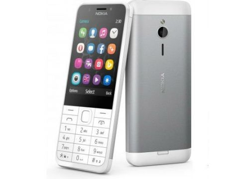 Мобильный телефон Nokia 230 DS RM-1172 White Киев