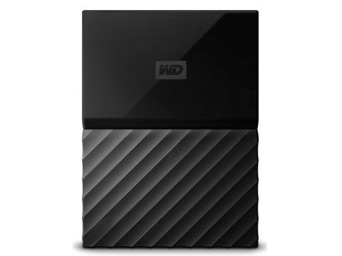 "Жесткий диск WD 2.5"" USB 3.0 2TB My Passport Black (WDBS4B0020BBK-WESN) Киев"