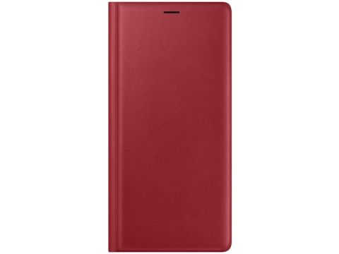 Чехол Samsung для Galaxy Note 9 (N960) Leather Wallet Cover Red Киев