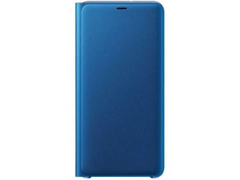 Чехол Samsung для Galaxy A7 2018 (A750) Wallet Cover Blue Киев