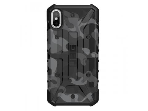 Чехол UAG iPhone X Pathfinder Camo Gray/Black Киев