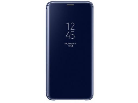Чехол Samsung для Galaxy S9 G960 Clear View Standing Cover Blue Киев