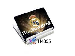 наклейка на ноутбук easy link h4855 реал мадрид