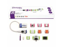 конструктор модульной электроники littlebits base kit