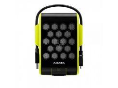 """жесткий диск adata 2.5"""" usb 3.0 hd720 1tb durable ip68 green"""