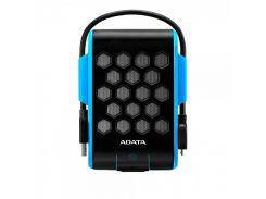 """жесткий диск adata 2.5"""" usb 3.0 hd720 1tb durable ip68 blue"""