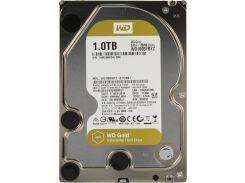 """жесткий диск внутренний wd 3.5"""" sata 3.0 1tb 7200rpm 6gb/s/128mb gold wd1005fbyz"""