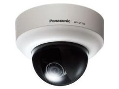 ip-камера panasonic hd dome network camera with abf 1280x960 poe (wv-sf336e)