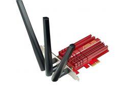 wifi-адаптер asus pce-ac68 801.11ac ac1900 1.9gbps pci express x1