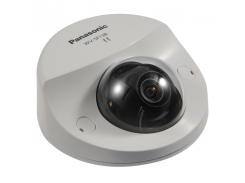 ip-камера panasonic full-hd fixed dome network wide coverage horizontal camera 1920x1080 poe (wv-sf138)