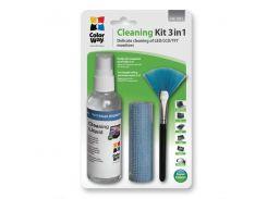 чистящее средство cw набор 3 в 1 cw-1031