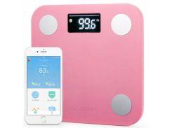 умные весы yunmai mini smart scale (pink) розовые