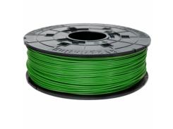 картридж с нитью xyzprinting 1.75мм/0.6кг pla filament зеленый