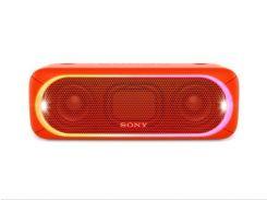 портативная акустика sony srs-xb30 red