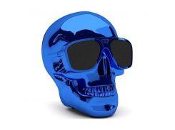 портативная акустика jarre aeroskull nano glossy blue