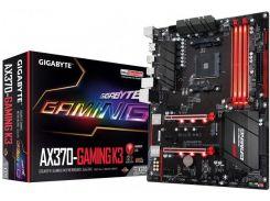 материнская плата gigabyte ga-ax370-gaming_k3
