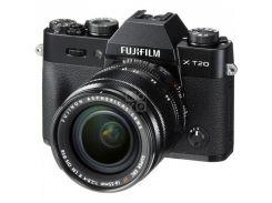 Фотоаппарат FUJIFILM X-T20 + XF 18-55mm F2.8-4R Black (16542816)
