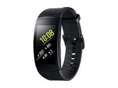 Фитнес-браслет Samsung Gear Fit2 Pro (large) Black (SM-R365NZKASEK)