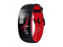 Фитнес-браслет Samsung Gear Fit2 Pro (large) Red (SM-R365NZRASEK)