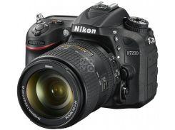 Фотоаппарат NIKON D7200 AF-S DX 18-300 f/3.5-6.3 G ED VR (VBA450K008)