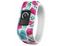 Фитнес-браслет Garmin Vivofit JR Real Flower