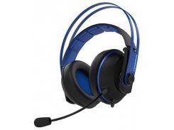 Игровая гарнитура ASUS Cerberus V2 Blue