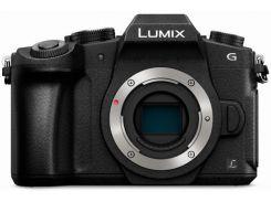 Фотоаппарат PANASONIC DMC-G80 Body Black (DMC-G80EE-K)