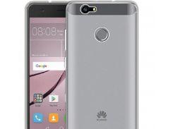 Чехол GlobalCase для Huawei Nova (TPU, Transparent)