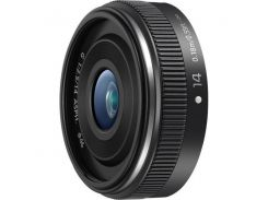 Объектив Panasonic Micro 4/3 Lens 14 mm f/2.5 ASPH II (H-H014AE-K)