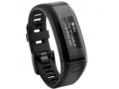 Фитнес-браслет Garmin vίvosmart HR, E EU,  Large, Black