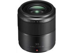 Объектив Panasonic Micro 4/3 Lens 30 mm f/2.8 ASPH. MEGA O.I.S. (H-HS030E)