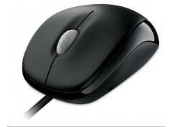Мышь Microsoft Compact Optical Mouse 500 USB Black