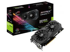 Видеокарта ASUS GeForce GTX 1050 TI 4GB DDR5 Gaming Strix OC (STRIX-GTX1050TI-O4G-G)