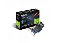 Видеокарта ASUS GeForce GT 710 1GB DDR3 Low Profile Silent (710-1-SL)