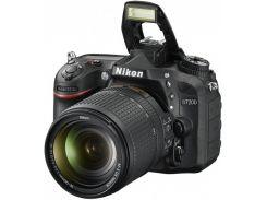 Фотоаппарат NIKON D7200 18-140 VR (VBA450K002)