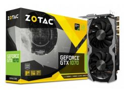 Видеокарта ZOTAC GeForce GTX 1070 Mini 8GB (ZT-P10700G-10M)