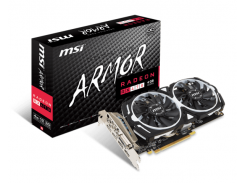 Видеокарта MSI Radeon RX 470 4GB DDR5 Armor BTC Edition (RX_470_ARMOR_4G_BTC)