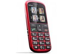 Мобильный телефон myPhone Halo 2 SS Red