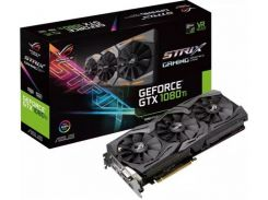 Видеокарта ASUS GeForce GTX 1080 Ti 11GB GDDR5X Rog Strix Gaming (STRIX-GTX1080TI-11G-GAM)