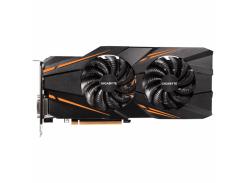 Видеокарта GIGABYTE GeForce GTX 1070 8GB GDDR5 Windforce OC (GV-N1070WF2OC-8GD)