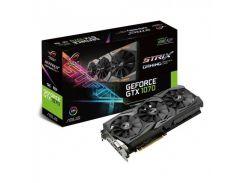 Видеокарта ASUS GeForce GTX 1070 8GB GDDR5 Gaming (STRIX-GTX1070-8G-GAMING)