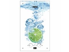 Газовый проточный воднонагреватель Zanussi GWH 10 Fonte Glass Lime