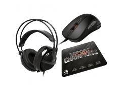 Игровой комплект STEELSERIES E-Sports Champions Bundle
