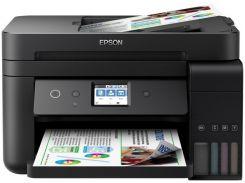 МФУ струйное Epson L6190 Фабрика печати c WI-FI