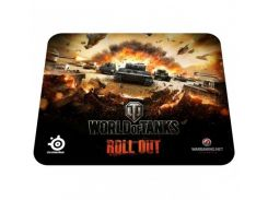 Игровая поверхность STEELSERIES Qck World of Tanks Tiger
