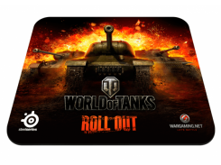 Игровая поверхность STEELSERIES Qck World of Tanks