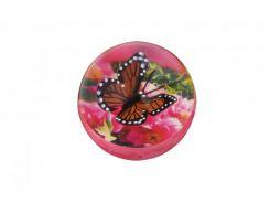 Мячик-попрыгун goki Бабочка коричневая (16019G-4)