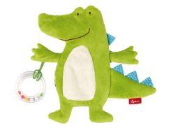 Мягкая шуршащая игрушка sigikid Крокодил 20 см (41880SK)